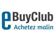 Ebuyclub vous offre 5 euros à l'inscription puis bénéficiez des «cashback» les plus élevés sur vos sites marchands préférés + codes promo