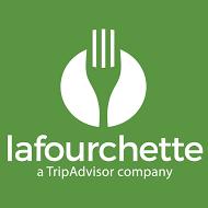Logo-LaFourchette-vertical-fond-vert